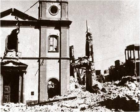 قصف صفاقس في الحرب العالمية الثانية