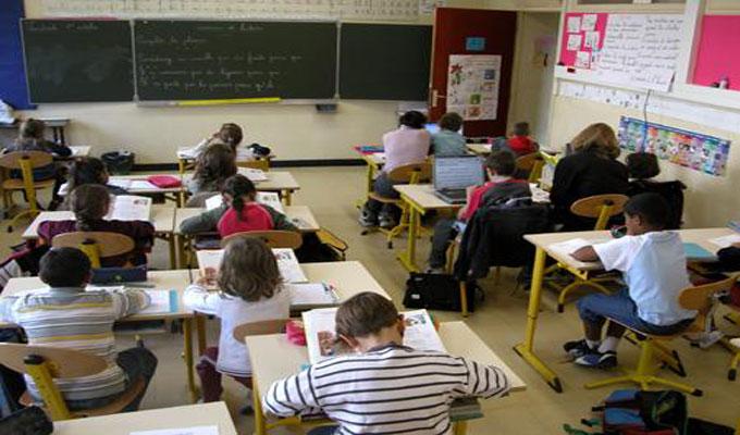 التعليم الابتدائي في تونس
