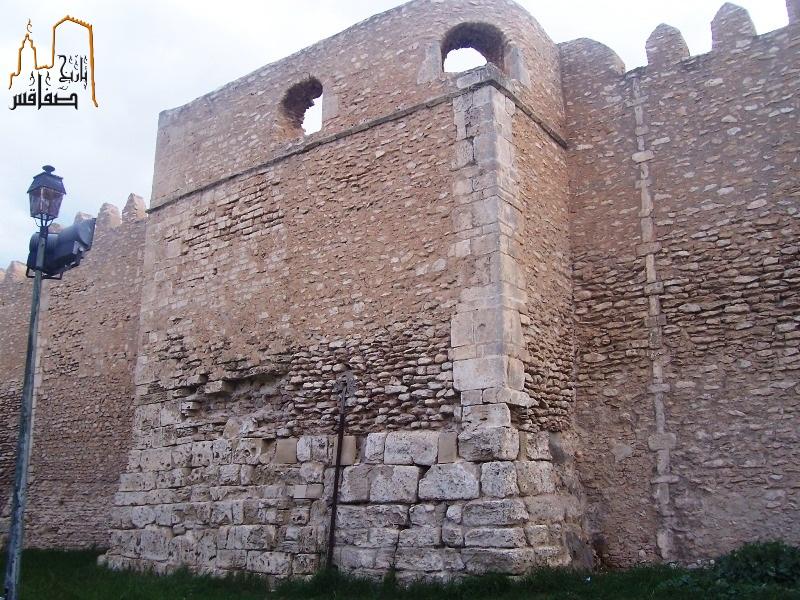 السور الشرقي لصفاقس