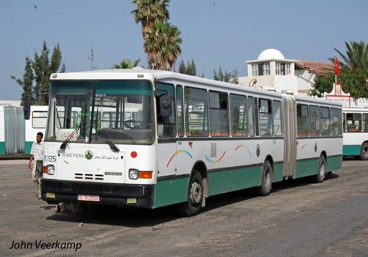 حافلة السورتراس