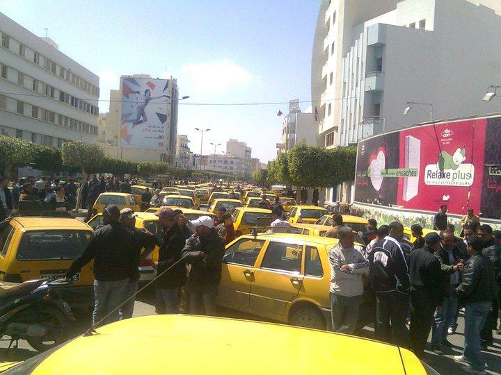 التاكسي في صفاقس