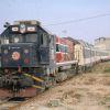 قطار في محطة صفاقس