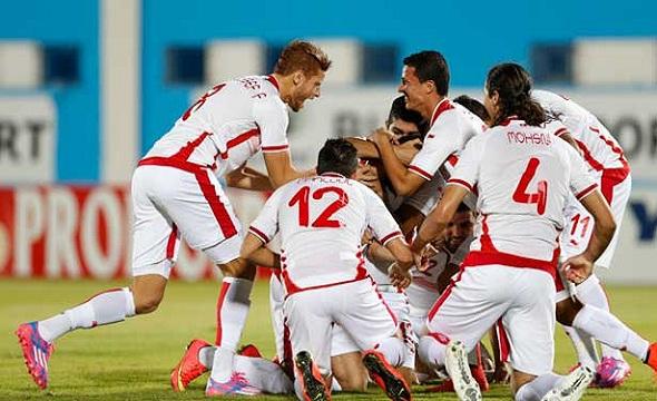 المنتخب الوطني التونسي
