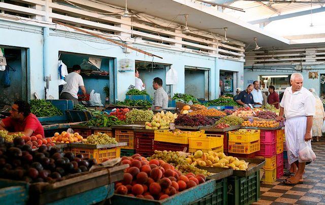 سوق الخضر والغلال بصفاقس