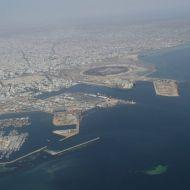صفاقس من فوق - تبرورة - ميناء - باب بحر