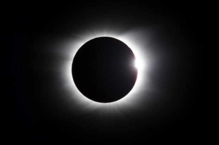 كسوف - خسوف - شمس - أرض - قمر