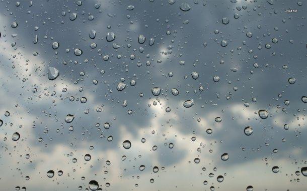 الطقس ممطر - أمطار
