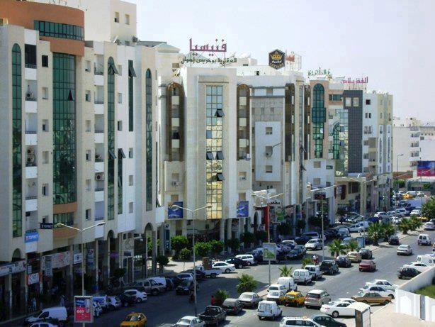 الناصرية - شارع قرطاج - صفاقس