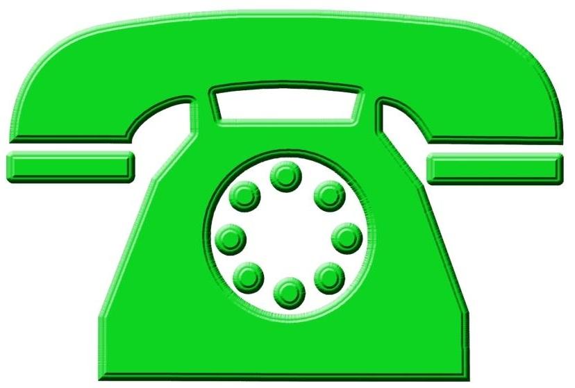 هاتف - الرقم الأخضر