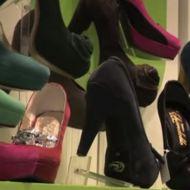 تجار الأحذية - بيع الأحذية - تجارة الأحذية