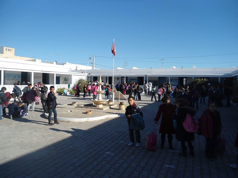 المنستير : سرقة مدرسة ابتدائية وقع تهيئتها خلال شهر المدرسة