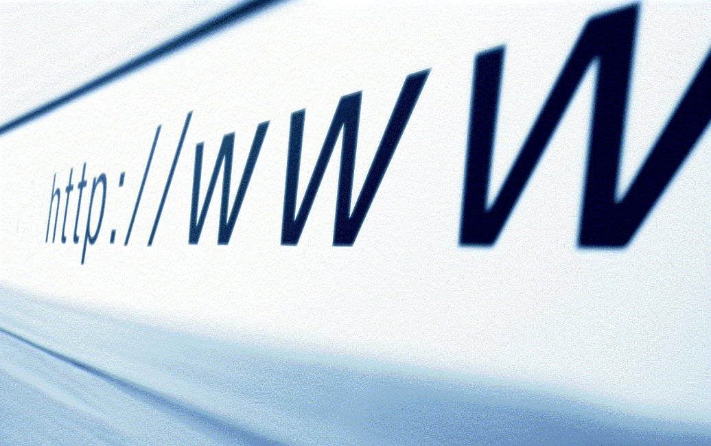 المواقع الإلكترونية - الانترنت