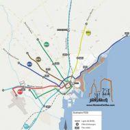 شبكة المترو الخفيف - النقل النظيف - صفاقس