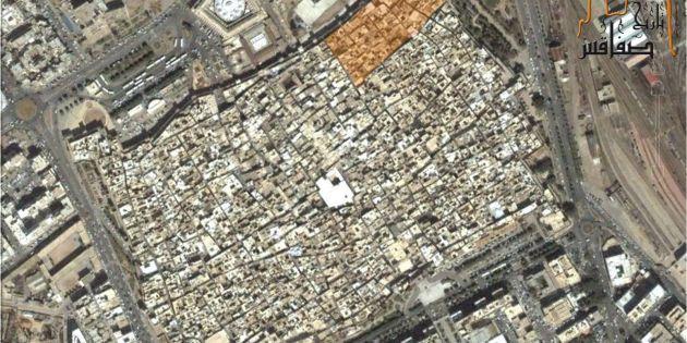 حارة المنصورة بالمدينة العتيقة