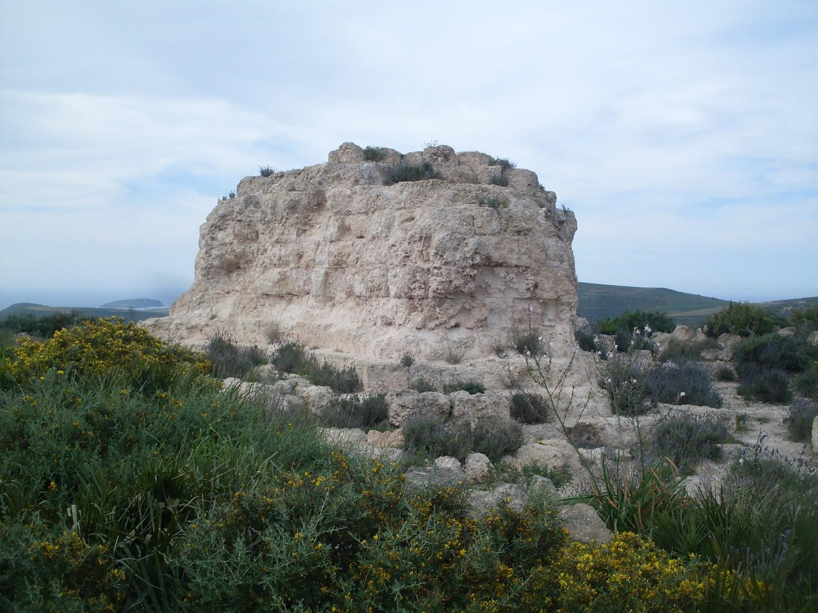 ضريح الملك سيفاكس بتكاميرت (الجزائر)