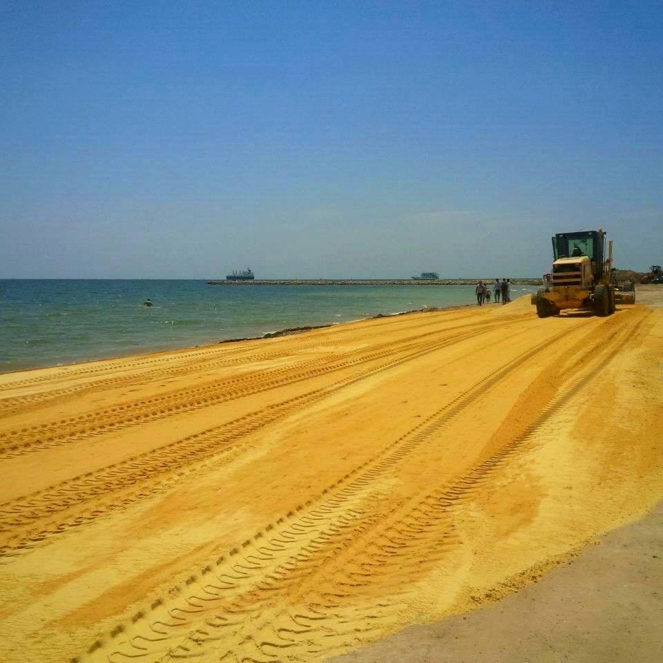 الشواطئ القديمة بصفاقس