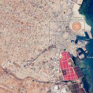 صورة صفاقس من الفضاء