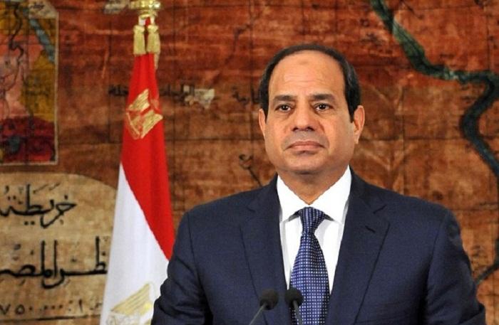 عبد الفتاح السيسي رئيس مصر