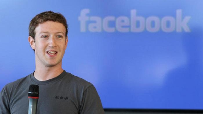 مدير شبكة التواصل الاجتماعي فيسبوك مارك زوكربيرغ