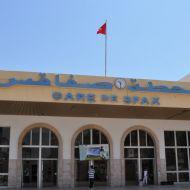 محطة الإرتال - محطة القطار - صفاقس