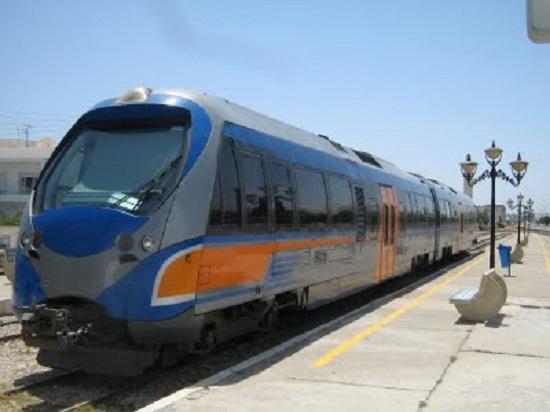 القطار السريع - تونس - صفاقس