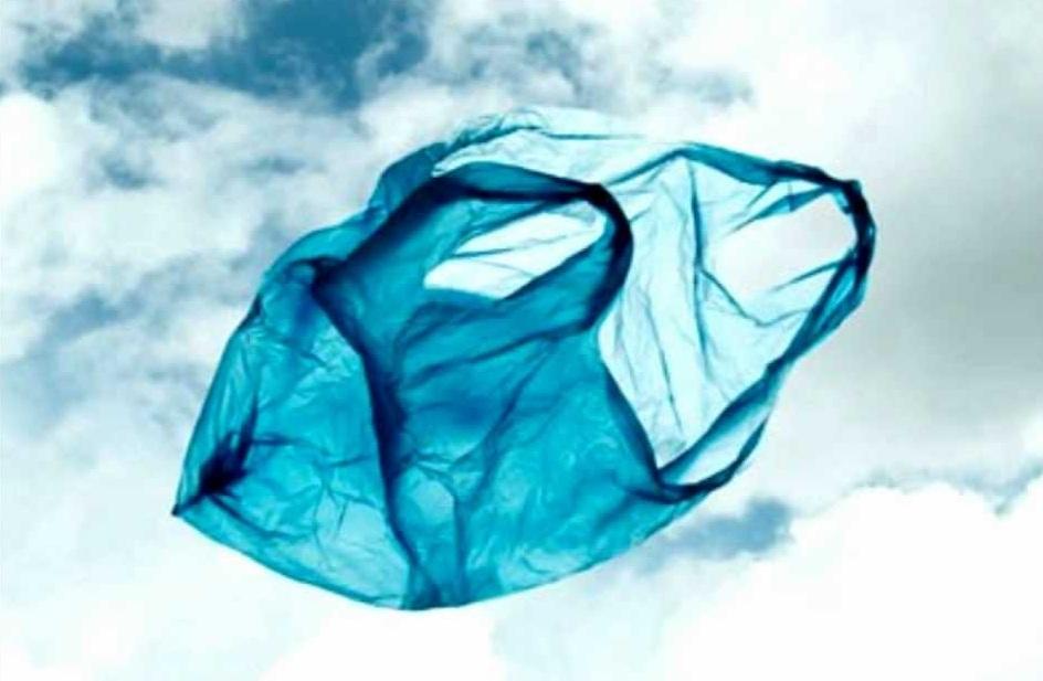 الأكياس البلاستيكية - تلوث