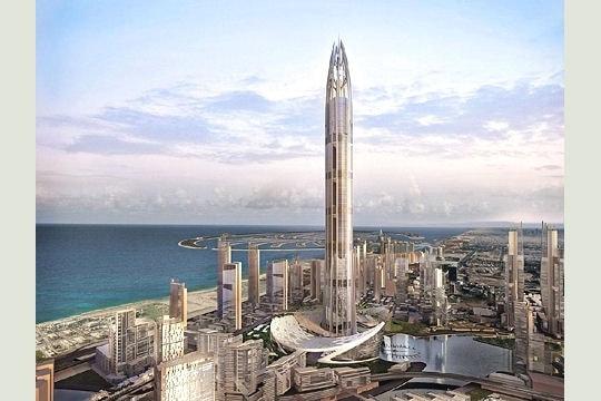 برج خليفة - دبي - الإمارات
