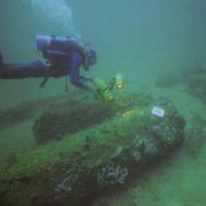 حطام السفينة الأثرية قبالة المهدية