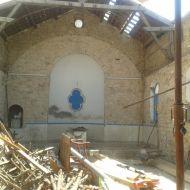 عملية ترميم - الكنيسة اليونانية الأرثوذكسية - صفاقس