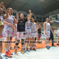 كرة السلة - سيدات - النادي الصفاقسي - 2016