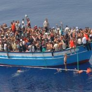 اجتياز الحدود البحرية خلسة - حرقة - حرقان - هجرة غير شرعية