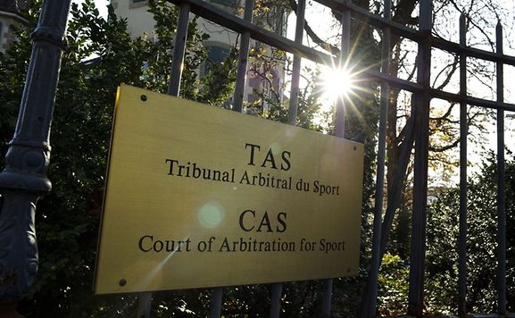 المحكمة الرياضية الدولية التاس