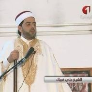 الامام الخطيب و الاستاذ الجامعي علي غربال