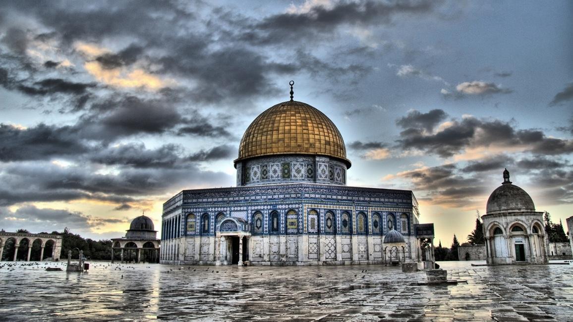 القدس المحتلة - القدس الشريف - الأقصى الشريف - مسجد الأقصى