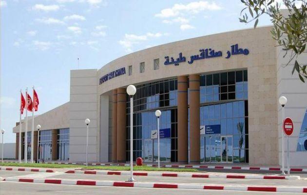 مطار صفاقس طينة الدولي