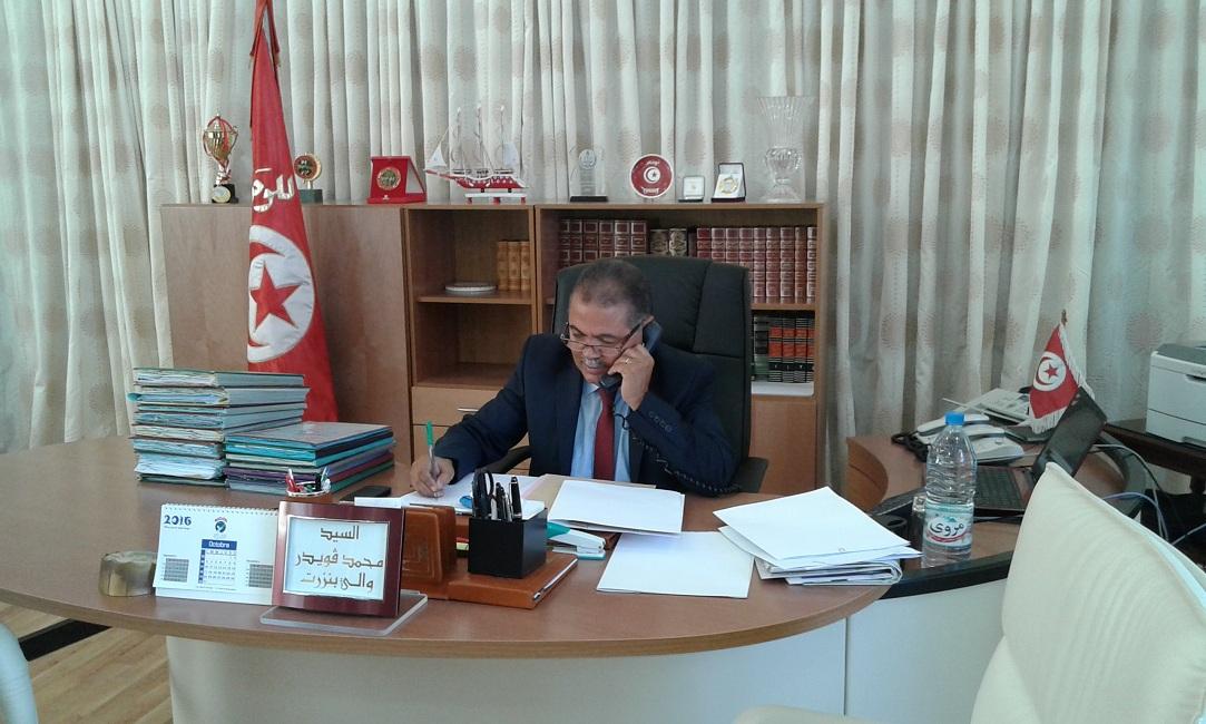 محمد قويدر والي بنزرت