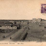 حي بيكفيل في أوائل القرن 20