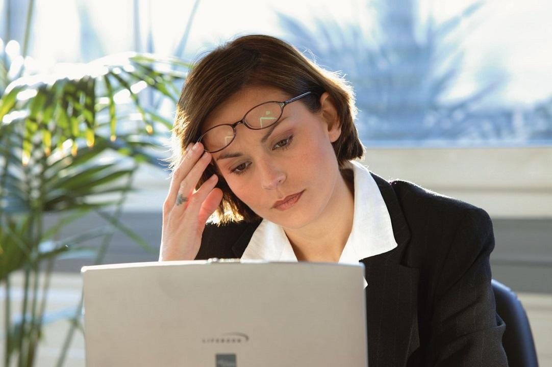 نصائح طبية - الحفاظ على عينيك - شاشة - الكمبيوتر