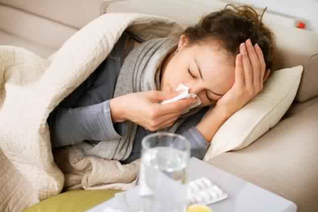 انفلونزا موسمية