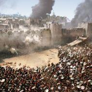 حصار صفاقس ومحاولة ثقب السور (صورة تعبيرية)