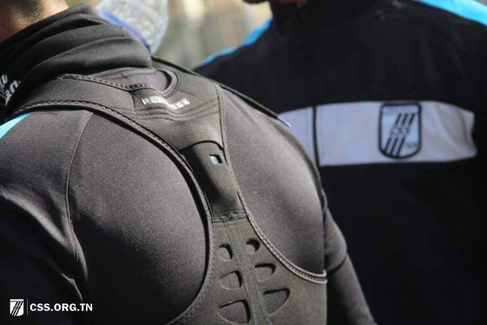 """على غرار أقوى الفرق العالمية : النادي الصفاقسي يلجأ إلى سترة """"GPS"""" لحماية لاعبيه من الإصابات"""