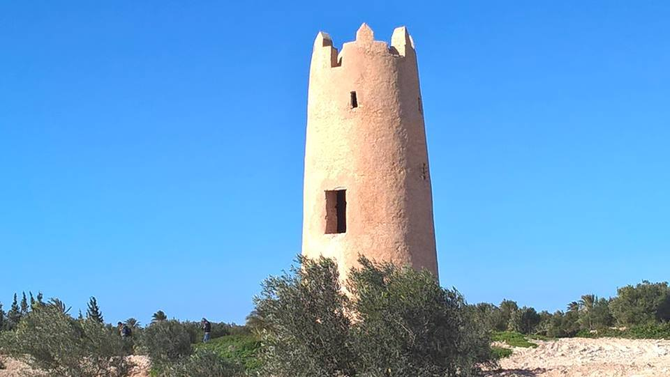 برج مليتة - جزيرة قرقنة