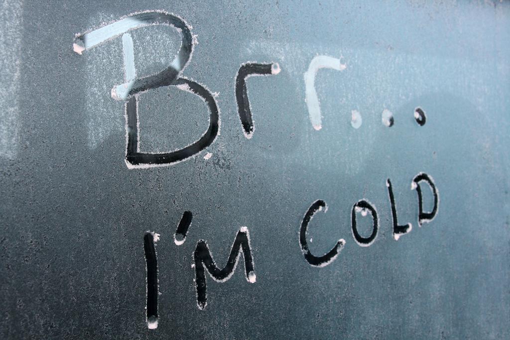 موجة برد - طقس بارد - إنخفاض في الحرارة