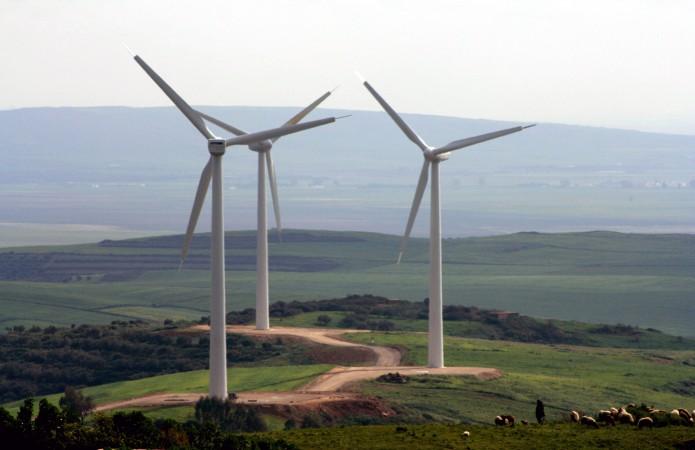 بنزرت - مشروع المحطات الهوائية للكهرباء
