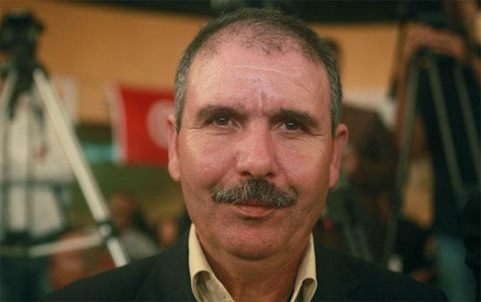 نور الدين الطبوبي الأمين العام للاتحاد العام التونسي للشغل