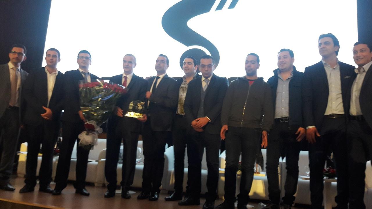 المكتب التنفيذي لهيكل سوسيوس النادي الصفاقسي قبل إنتخابات فيفري 2017