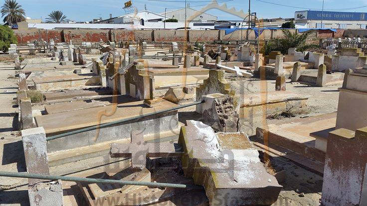 خطير : الاعتداء على مقبرة للمسيح في صفاقس