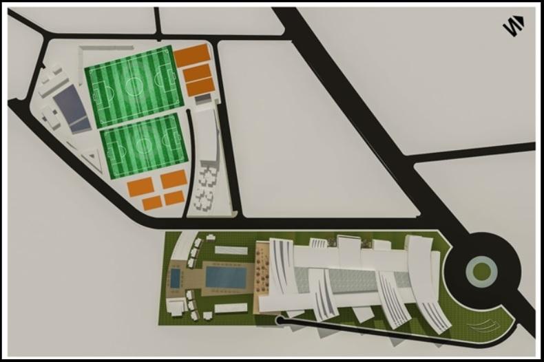 مشروع النادي الصفاقسي الجديد : CSS City Club du club