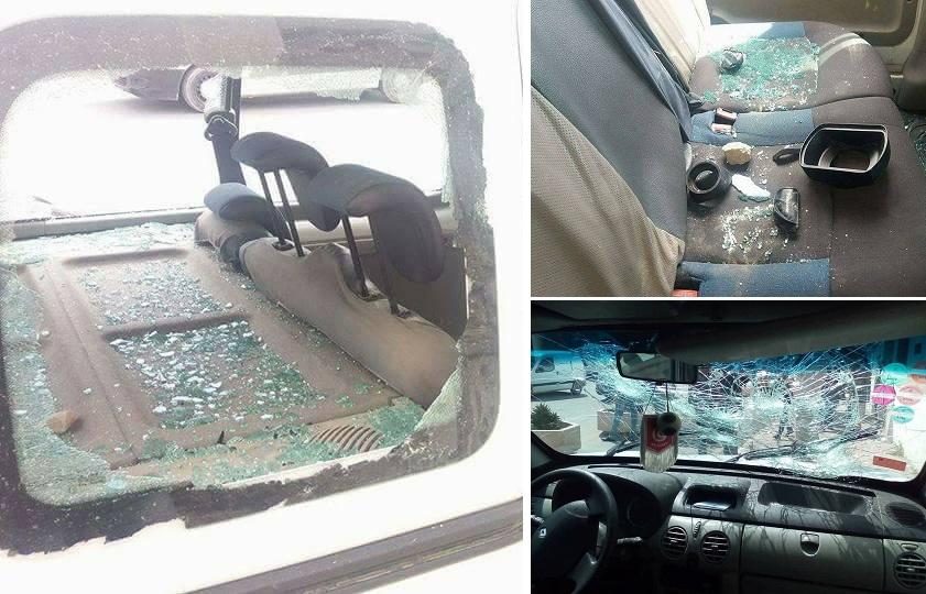 الجم : محتجون يعتدون بالحجارة على سيارة تابعة لوحدة الانتاج التلفزي بالمنستير