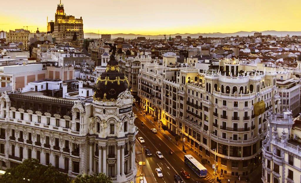 مدريد - العاصمة الاسبانية